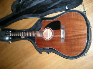 Beautiful  FenderAcoustic Guitar