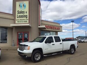 2013 GMC Sierra 3500 SLE Diesel/8ft Box/4x4 $36987