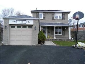 3 BEDROOM WHOLE HOUSE RENTAL PICKERING