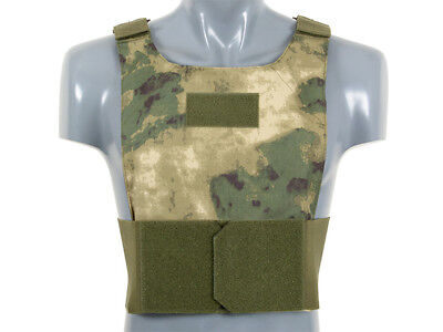 Concealable Plate Carrier - Plattenträger SAPI A-Tacs FG - Security  for sale  Shipping to United Kingdom