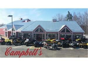 MARITIMES BEST SELECTION OF QUALITY PREOWNED ATVS&SIDE-BY-SIDE'S