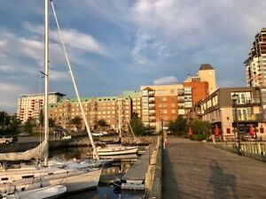 17-097 Enjoy living across from Halifax Harbour, fab city condo