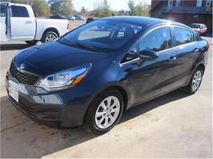 2014 Kia Rio GDI, ac,heated seats,hands free,cruise,power group