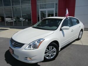 2010 NISSAN ALTIMA 2.5 S LUXURY PKG S-ROOF H-SEAT ALLOYS 3.9% 72