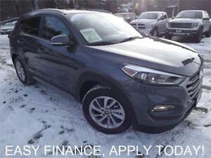 2017 Hyundai Tucson Premium HEATED STEERING & SEATS! BACKUP CAM!