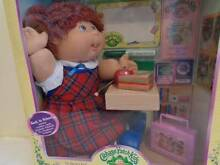 CABBAGE PATCH KIDS DOLL BACK TO SCHOOL NEVER OPENED RARE Como South Perth Area Preview