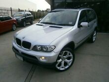 2004 BMW X5  Silver Metallic Sports Automatic Wagon Dandenong Greater Dandenong Preview