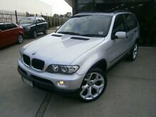 2004 BMW X5 E53 3.0I Silver Metallic 5 Speed Auto Steptronic Wagon Dandenong Greater Dandenong Preview