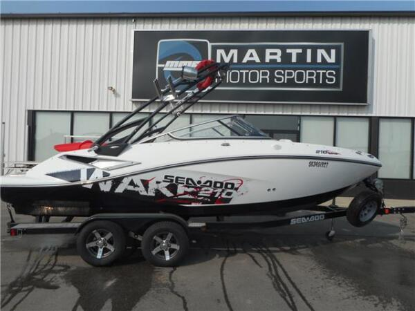 Used 2011 Sea Doo/BRP other