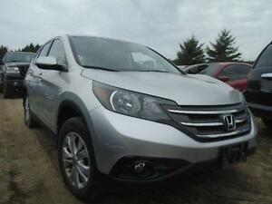 2013 Honda CR-V EX- Re-Builder
