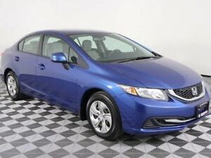 2013 Honda Civic Sdn LX w/Heated Seats-Bluetooth-No Accidents