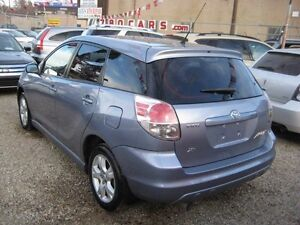 2005 Toyota Matrix XR Hatchback-YES WE DO TRADES! Edmonton Edmonton Area image 3
