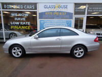 Mercedes-Benz CLK240 2.6 auto 2004 Avantgarde P/X To Clear