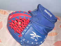 SR. GOALIE TRAPPER IN VERY GOOD CONDITION