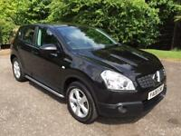 2008 08 NISSAN QASHQAI 2.0 TEKNA 4WD PAN ROOF-LEATHER 5DR 140 BHP