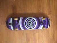 Tom Penny Flip Skateboard - purple