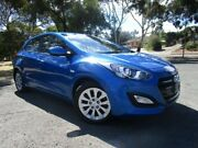 2016 Hyundai i30 GD4 Series II MY17 Active Blue 6 Speed Sports Automatic Hatchback Old Reynella Morphett Vale Area Preview
