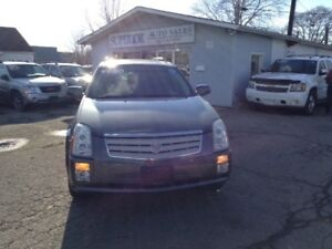 2007 Cadillac SRX Fully certified! Carproof Verified!