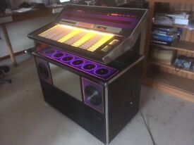 Rock-ola 454 Jukebox
