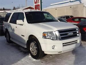 2007 Ford Expedition Eddie Bauer 187kms $7995 1831 SK AVE