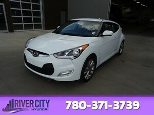 2016 Hyundai Veloster AUTO Heated Seats,  Bluetooth,  A/C,