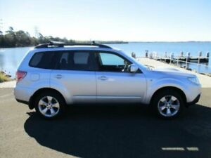 2010 Subaru Forester MY10 2.0D Premium Silver 6 Speed Manual Wagon Dapto Wollongong Area Preview