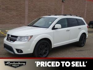 2014 Dodge Journey AWD RT Accident Free,  Heated Seats,  Back-up