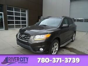 2011 Hyundai Santa Fe AWD LIMITED Leather,  Sunroof,  A/C,