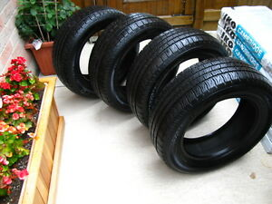 Mint All-Season Tires-One year Old!