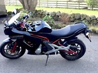 Kawasaki ER-650 A6F Motorbike - Excellent condition, Low Mileage
