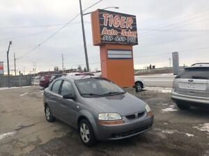 2006 Pontiac Wave uplevel**AUTO**GREAT ON GAS**ONLY 124KMS**AS I
