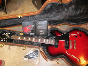 gibson ES137 billyjoe armstrong limited edition