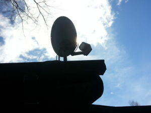 SATELLITE INSTALLS & REPAIRS in COTTAGE COUNTRY, Bell, Shaw Musk