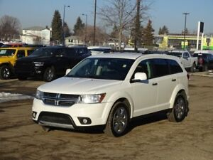 2012 Dodge Journey AWD RT Accident Free,  Leather,  Heated Seats