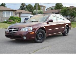 2003 Nissan Maxima SE • Low Km • No Accidents • Fully Certified
