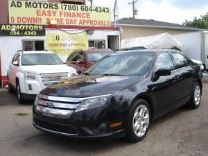 2011 FORD FUSION SE AUTO LOADED 137K-100% APPROVED FINANCING!