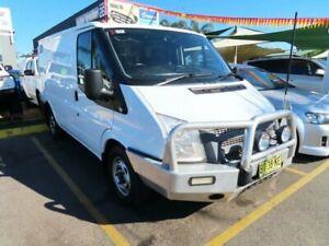 2012 Ford Transit VM 280 Low Roof SWB White 6 Speed Manual Van