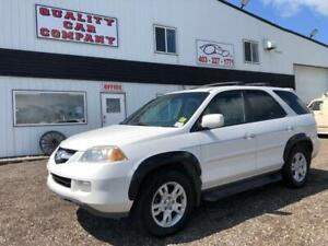2005 Acura MDX AWD Sale price only $3450