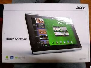 10.1'' Acer ICONIA TAB 16GB A501 with 4G