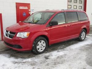 2012 Dodge Grand Caravan SXT~Stow & Go~Finance available $9999