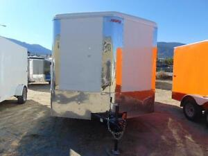 2016 Mirage 8.5X20 V-Nose Toy Hauler / Cargo Trailer w. Ramp