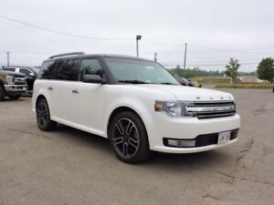 2015 Ford Flex SEL, leather, nav, moon roof