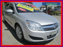 2007 Holden Astra AH MY07 CD Silver 4 Speed Automatic Hatchback Canada Bay Canada Bay Area Preview