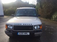 Land Rover discover series 2