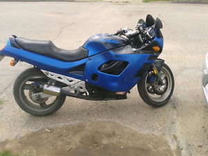 Suzuki GSX-750 Katana, new tire, ready to go