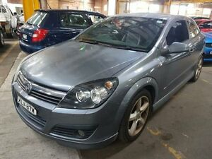 2007 Holden Astra AH MY07 SRi Silver 6 Speed Manual Coupe Georgetown Newcastle Area Preview