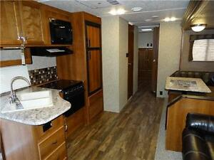 30' Bunkhouse Trailer. Finance for $200/month Kitchener / Waterloo Kitchener Area image 2