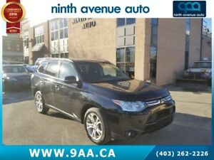 2014 Mitsubishi Outlander SE 4dr 4x4, Heated Seats, Sunroof