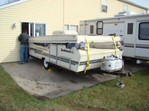 Wanted, old unwanted camper