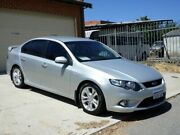 2011 Ford Falcon FG MkII XR6 Silver 6 Speed Sports Automatic Sedan Mount Lawley Stirling Area Preview